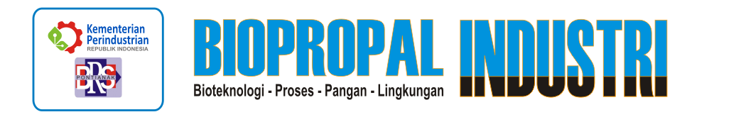 Biopropal Industri- Biotechnology, Process, Food, Environment